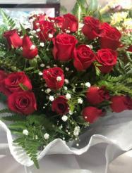 Rosas de fiesta